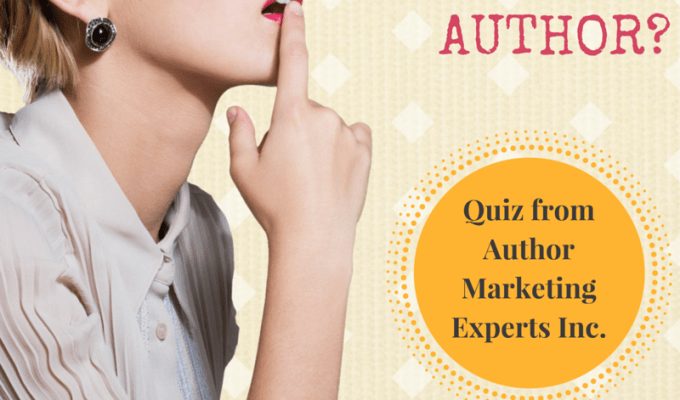 Do You Have What it Takes to Be a Successful Author? Take our quiz!