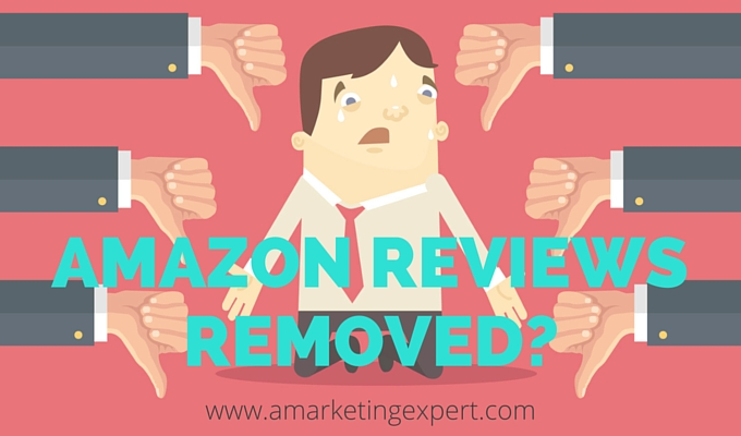 amazon reviews removed