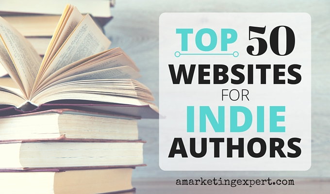 Top 50 Websites for Indie Authors