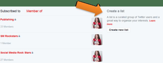 Penny Twitter List