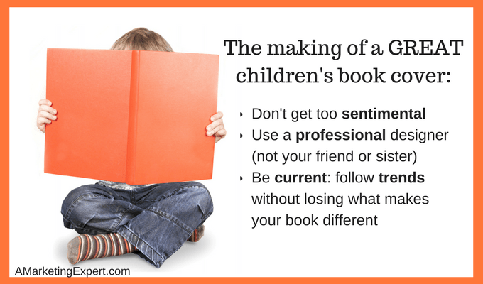 Children's Book Cover Tips | AMarketingExpert.com