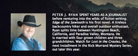 Peter Ryan Bio | AMarketingExpert.com