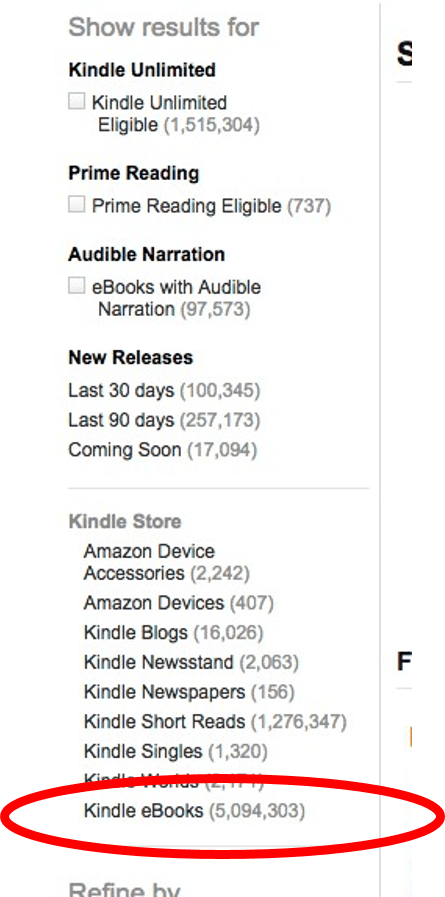 Kindle eBooks | AMarketingExpert.com