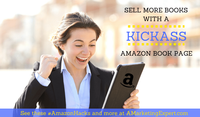 Sell More Books | AMarketingExpert.com