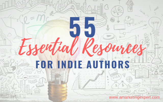 Top resources for indie authors