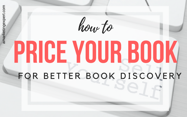 How to Price Your Book for Better Book Discovery
