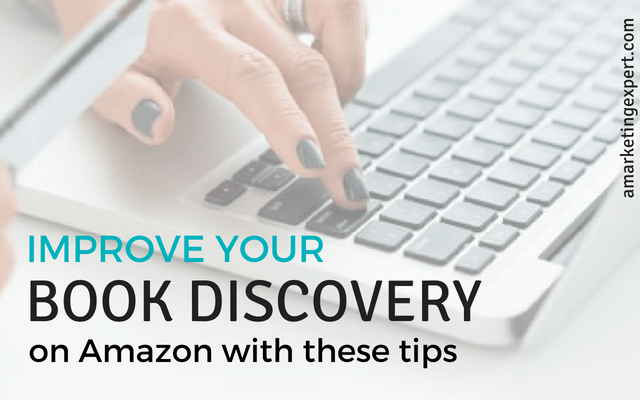 Improve your Book Discovery on Amazon with these tips   AMarketingExpert.com   Penny Sansevieri