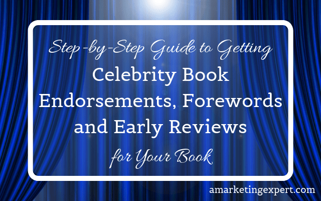 Guide to getting book endorsements
