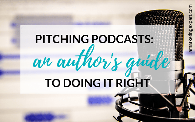 Guide to successfully pitching podcasts