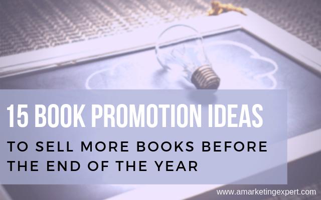15 Book Promotion Ideas