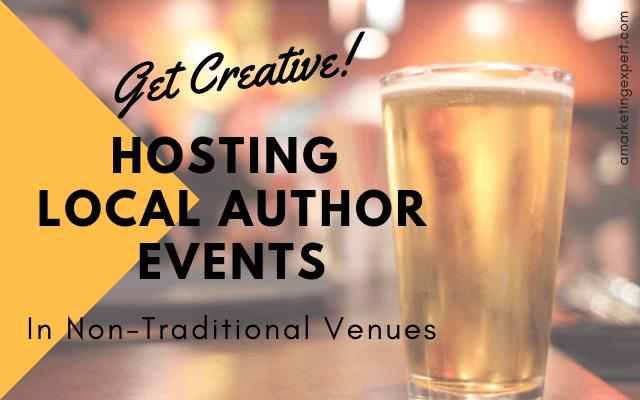 Local Author Events