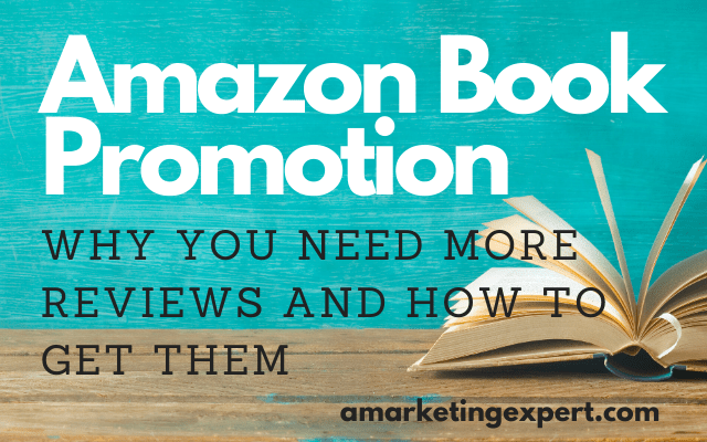 Amazon Book Promotion
