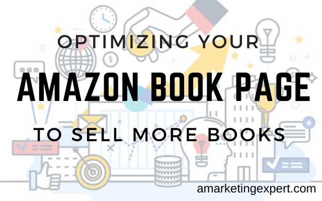 OPTIMIZING YOUR AMAZON BOOK PAGE