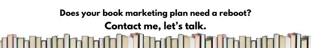 Book marketing contact