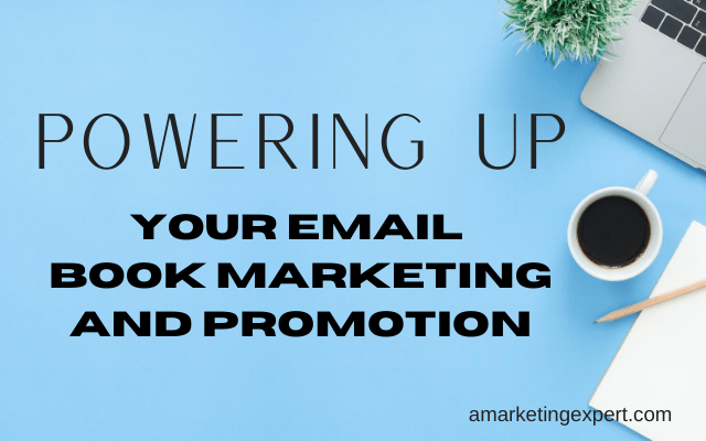 Email Book Marketing and Promotion