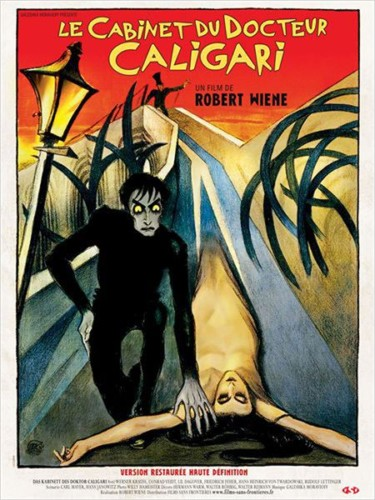 Le Cabinet du docteur Caligari - Robert Wiene (1920)