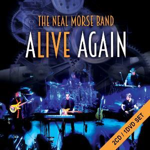 The Neal Morse Band - Alive Again (2016)
