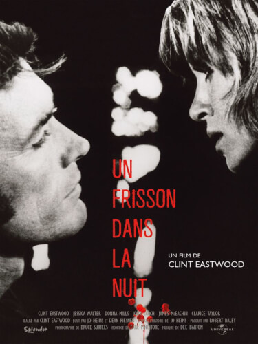 Un Frisson dans la Nuit (Play Misty for Me, 1971) de Clint Eastwood