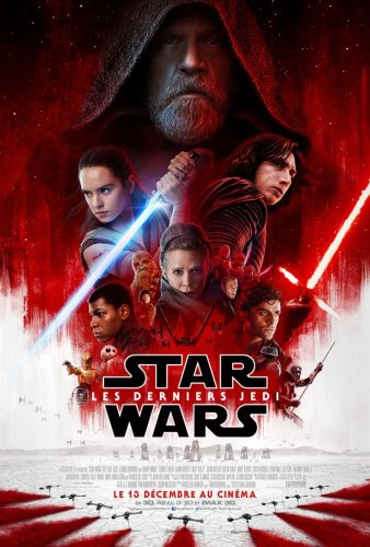 Star Wars VIII - Les Derniers Jedi (2017)