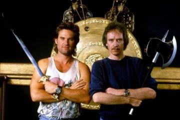 Kurt Russell & John Carpenter