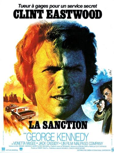 La Sanction - Clint Eastwood (1975)