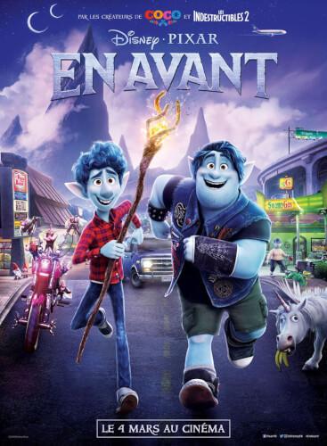 En Avant - Pixar (2020)