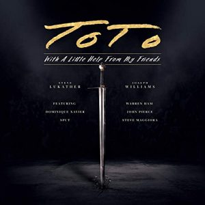 Toto - With a Little Help From My Friends (2021)
