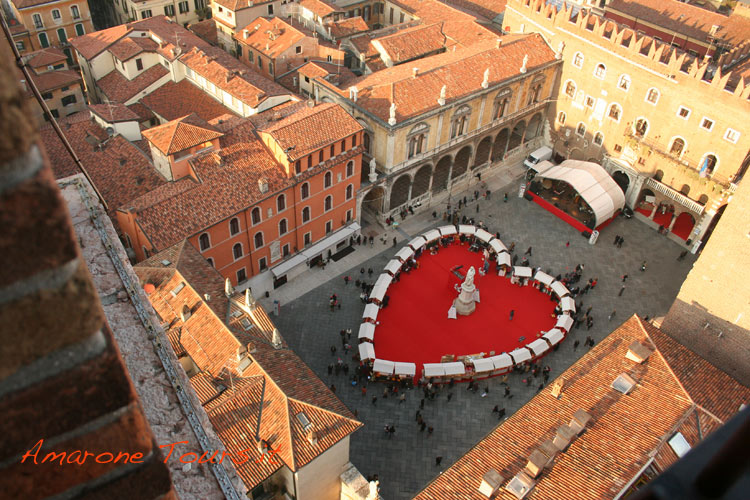 Valentines Day In Verona Amarone Tours