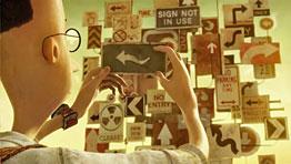 Imagen del cortometraje 'The Lost Thing'