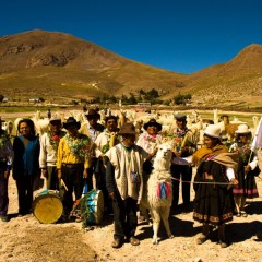 Communauté Huanaque - Photo Ayrton Ario