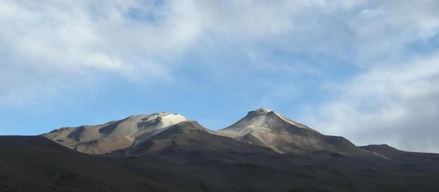 Descubren un inmenso lago magmático bajo el volcán Uturuncu, en Bolivia (ES)