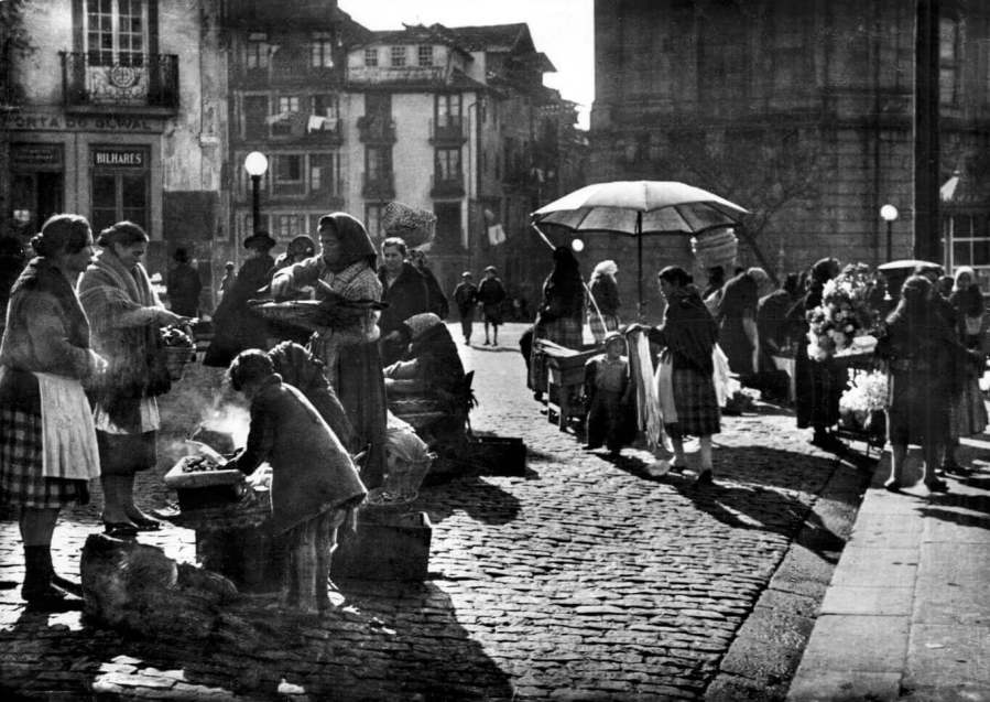 Antigos Mercados do Porto