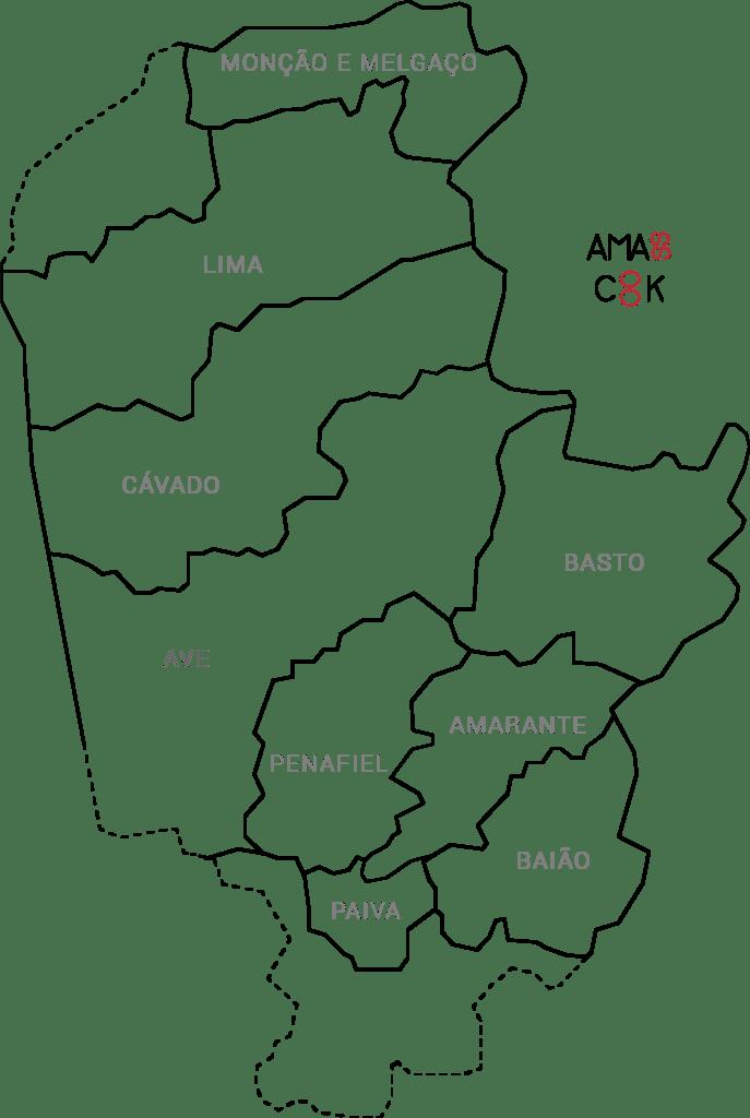 green wine region