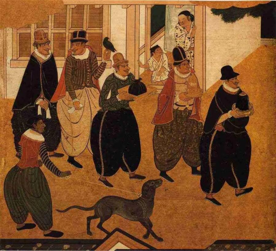 Namban art