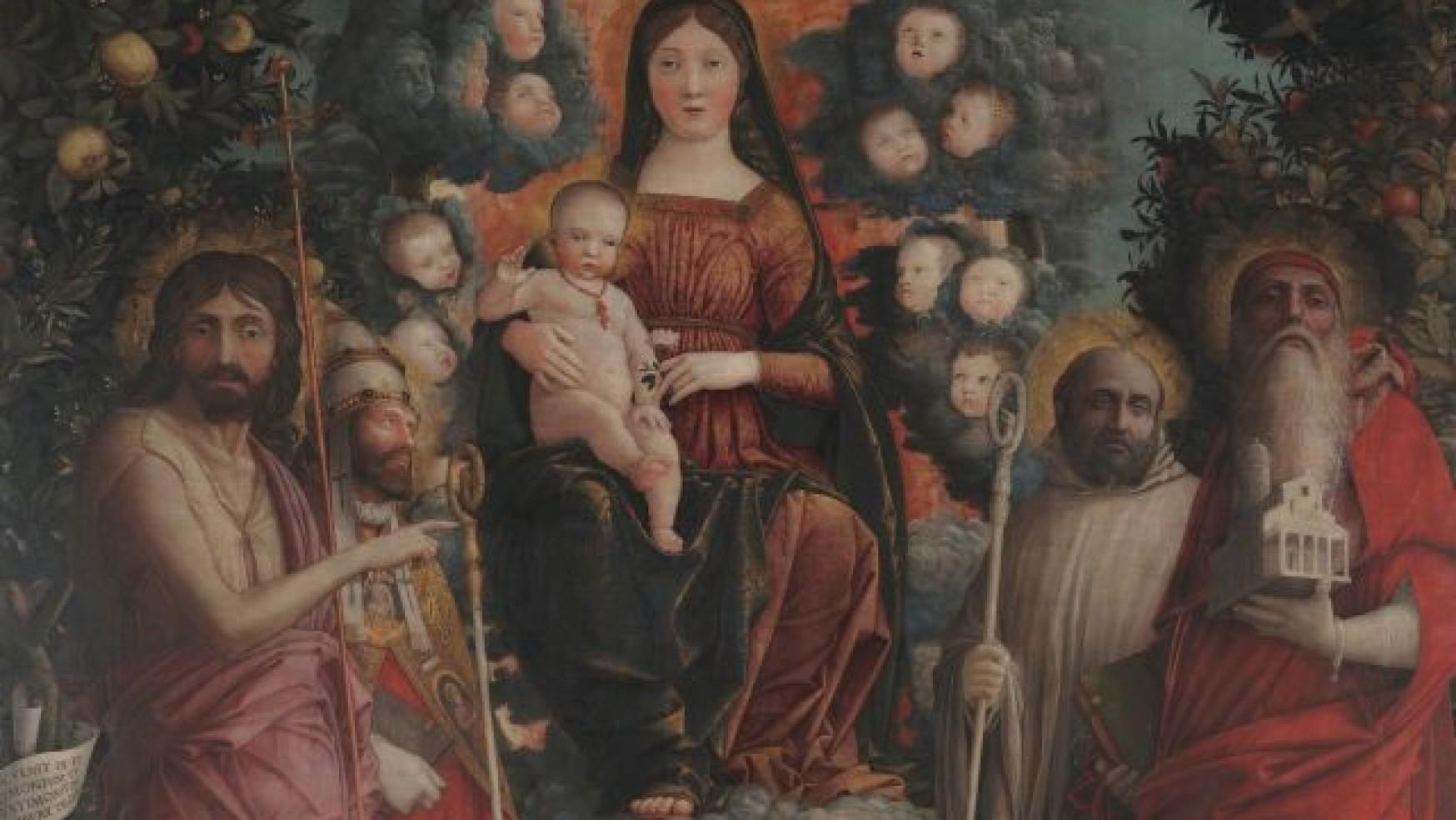 """Risultato immagini per palazzo madama torino - mantegna"""""""