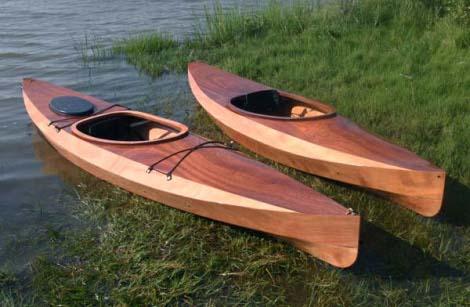Wood Duck Kayaks