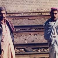 Quetta, Train to Chaman – Ceri