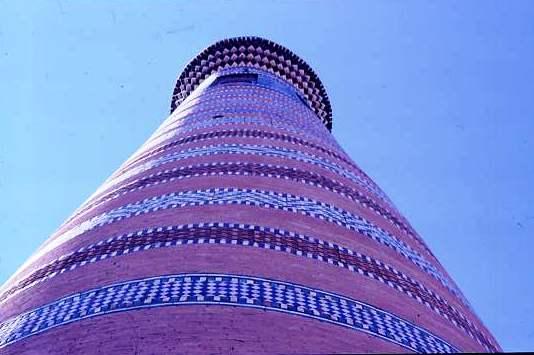 Minaret Bokhara