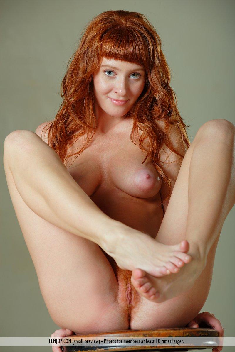 Femjoy Natural Redhead Amateur Amateurindex