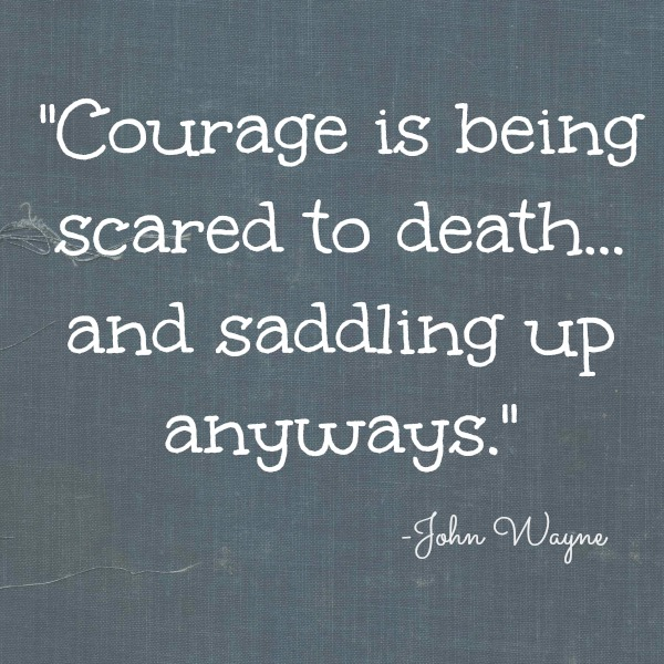 courage during infertility
