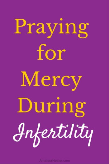 mercy during infertility