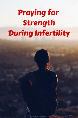 strength during infertility