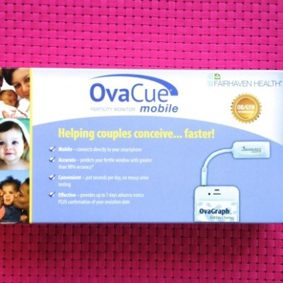 OvaCue Mobile Fertility Monitor Review