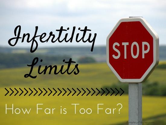 Infertility-limits