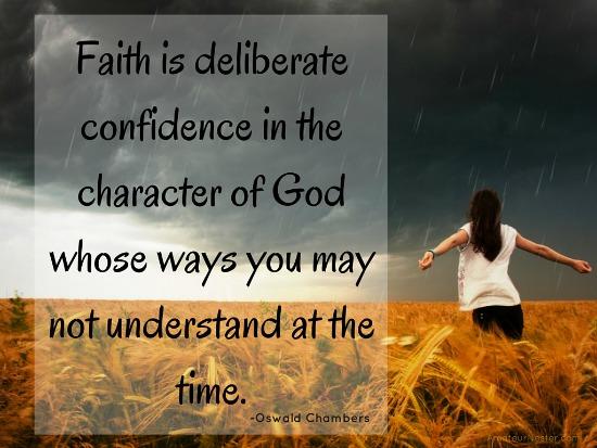 faith-is-deliberate-confidence