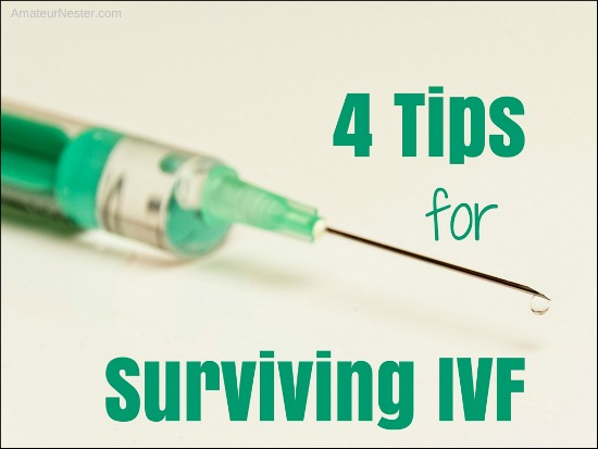 My Top 4 IVF Tips {Ask Me Anything}
