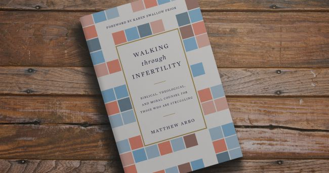 "My Honest, In-Depth Review of ""Walking Through Infertility"" {plus a giveaway!}"