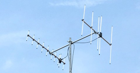 Satellite Antennas at K5ND