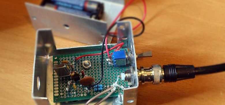 RF Ölçüm Cihazları – Alıcı Hassasiyet Testi