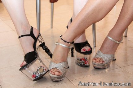 fetish chaussures